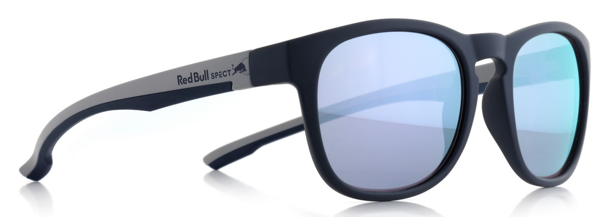 Red Bull SPECT Eyewear Ollie (Ollie, Frame: Matt Dark Blue